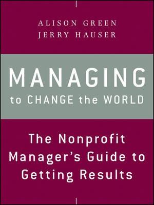 Managing to Change the World - pr_102772