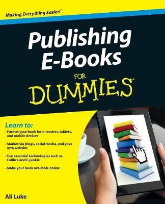 Publishing E-Books For Dummies - pr_1700638
