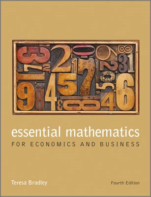 Essential Mathematics for Economics and Business - pr_102808