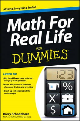 Math For Real Life For Dummies - pr_1716370