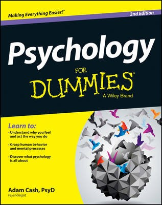 Psychology For Dummies - pr_300798