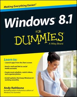 Windows 8.1 For Dummies -