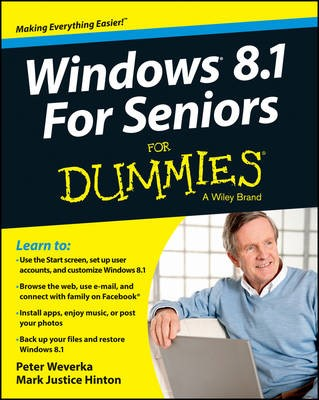 Windows 8.1 For Seniors For Dummies -