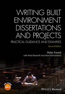 Writing Built Environment Dissertations and Projects - pr_1228