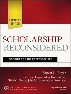 Scholarship Reconsidered - pr_45981