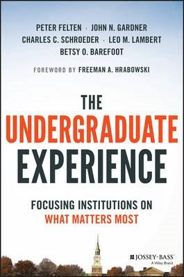The Undergraduate Experience - pr_301359