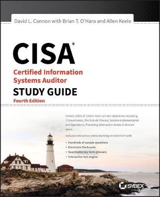 CISA Certified Information Systems Auditor Study Guide - pr_104104