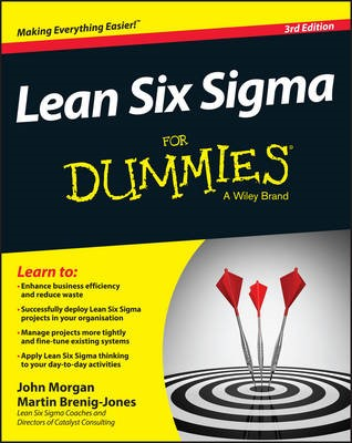 Lean Six Sigma For Dummies - pr_104311