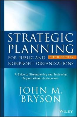Strategic Planning for Public and Nonprofit Organizations - pr_104105
