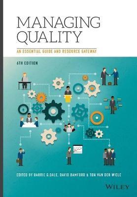 Managing Quality -
