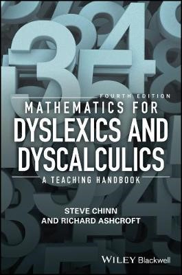 Mathematics for Dyslexics and Dyscalculics - pr_136846