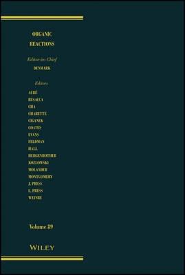 Organic Reactions, Volume 89 - pr_335480