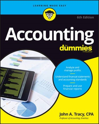 Accounting For Dummies - pr_104033
