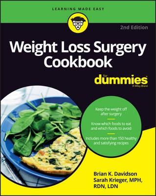 Weight Loss Surgery Cookbook For Dummies - pr_136757