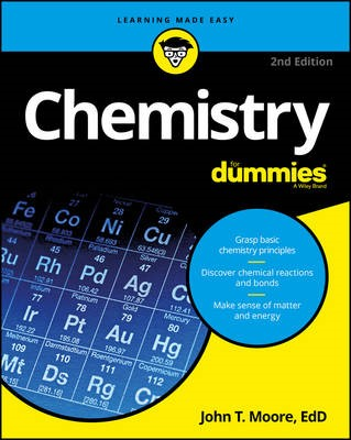Chemistry For Dummies - pr_104332