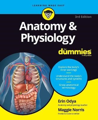 Anatomy and Physiology For Dummies - pr_301715