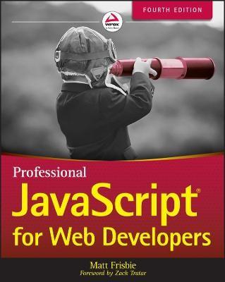 Professional JavaScript for Web Developers - pr_1703272