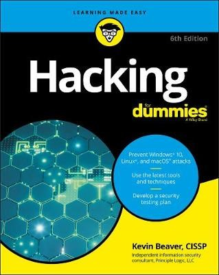 Hacking For Dummies - pr_301816
