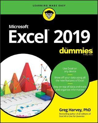 Excel 2019 For Dummies - pr_301669