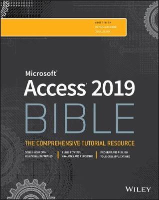 Access 2019 Bible - pr_103832
