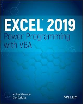 Excel 2019 Power Programming with VBA - pr_396732