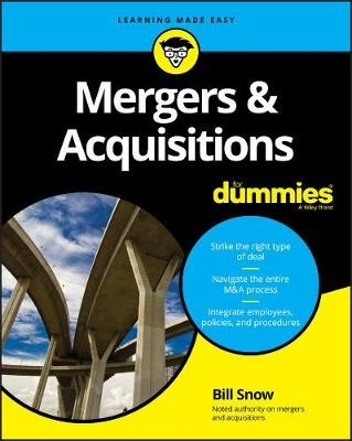 Mergers & Acquisitions For Dummies -