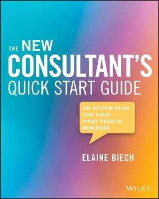 The New Consultant's Quick Start Guide - pr_104184