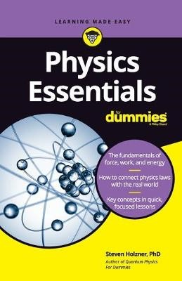 Physics Essentials For Dummies - pr_407798