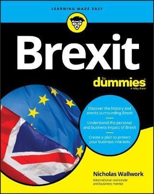 Brexit For Dummies - pr_377593