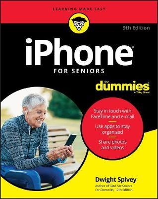 iPhone For Seniors For Dummies - pr_1733308