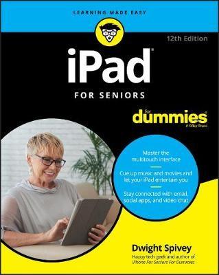 iPad For Seniors For Dummies - pr_1831922