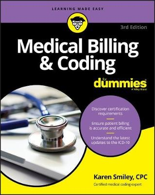 Medical Billing & Coding For Dummies - pr_1722348