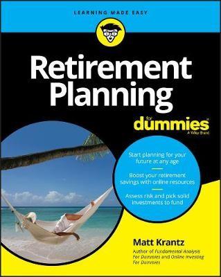 Retirement Planning For Dummies -