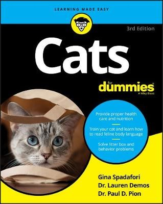 Cats For Dummies - pr_1831740