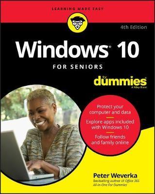 Windows 10 For Seniors For Dummies -