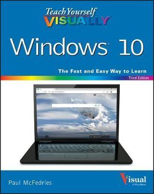 Teach Yourself VISUALLY Windows 10 -