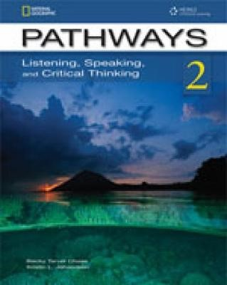 Pathways: Listening, Speaking, and Critical Thinking 2 with Online Access Code - pr_314071