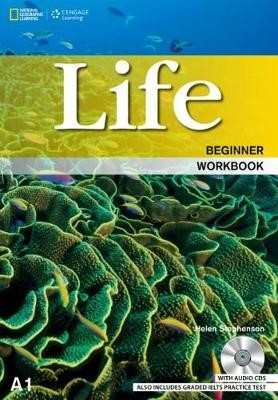 Life Beginner: Workbook with Key plus Audio CD -