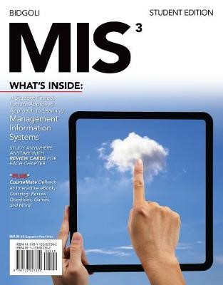 MIS 3 (with CourseMate Printed Access Card) - pr_314005