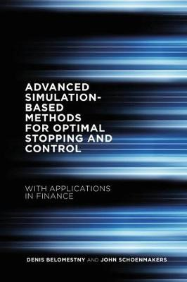 Advanced Simulation-Based Methods for Optimal Stopping and Control - pr_261218