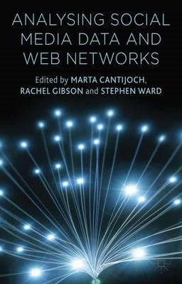 Analyzing Social Media Data and Web Networks - pr_63902