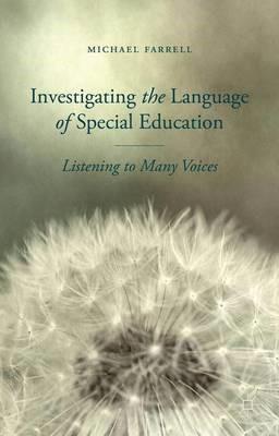Investigating the Language of Special Education - pr_63912
