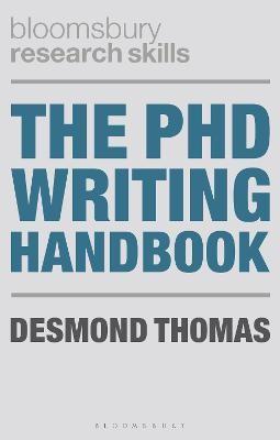 The PhD Writing Handbook - pr_36442