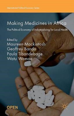 Making Medicines in Africa -