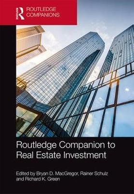 Routledge Companion to Real Estate Investment - pr_37461