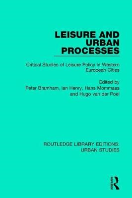 Leisure and Urban Processes - pr_1749816