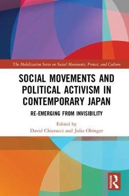 Social Movements and Political Activism in Contemporary Japan - pr_37319
