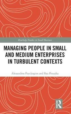 Managing People in Small and Medium Enterprises in Turbulent Contexts - pr_287559