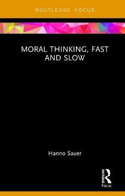 Moral Thinking, Fast and Slow - pr_36661