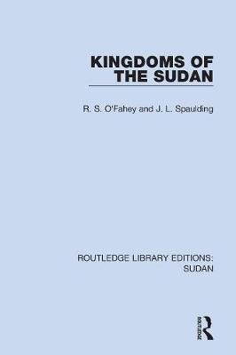 Kingdoms of the Sudan - pr_32706